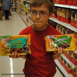 GMO cookes